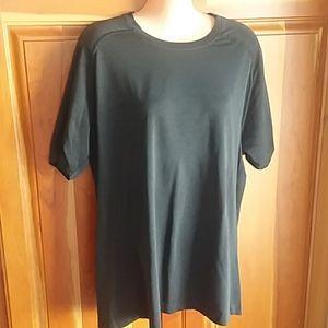 Lululemon Athletica black t shirt